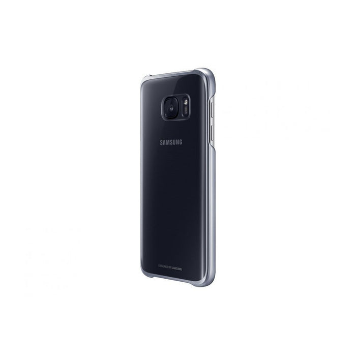 Samsung Clear Cover Case for Samsung Galaxy S7 in Black