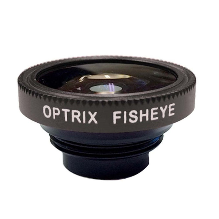 Optrix Fisheye Lens ONLY for Optrix Waterproof Action Camera Case for Apple iPhone 5/5s/SE