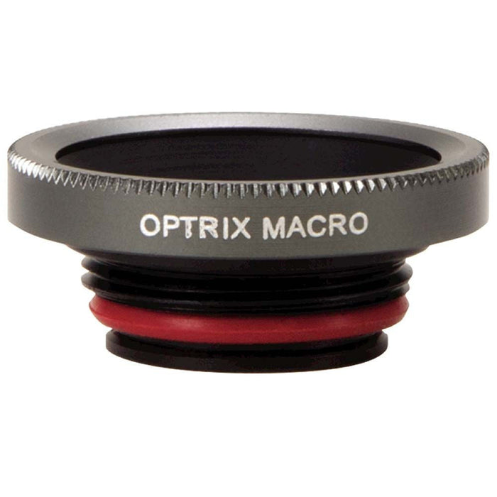 Optrix Macro Lens ONLY for the Optrix Waterproof Action Camera Case for Apple iPhone 6/6s