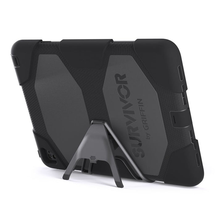 Griffin Survivor All-Terrain Case for Apple iPad Air 2 and iPad Pro 9.7 in Black