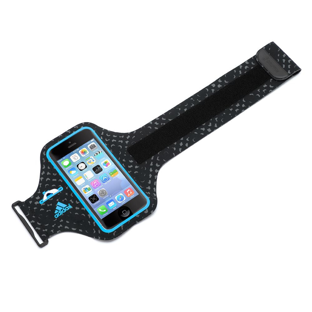 Griffin Armband Case for Apple iPhone 5/5s/SE - Black/Blue