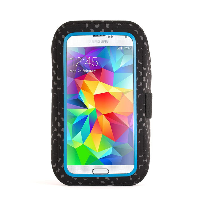 Griffin Armband Case for Samsung Galaxy S5/S6 in Black/Red