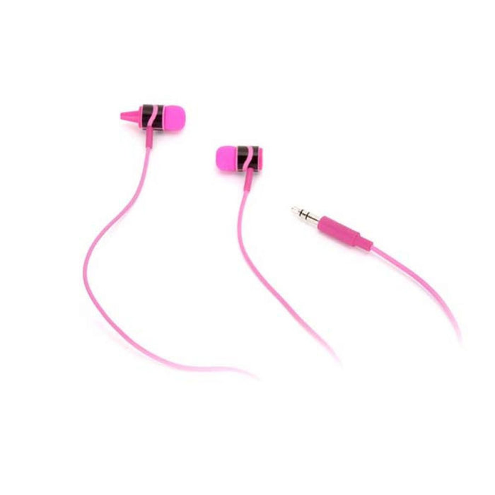 Griffin Crayola Earphones in Cotton Candy Pink