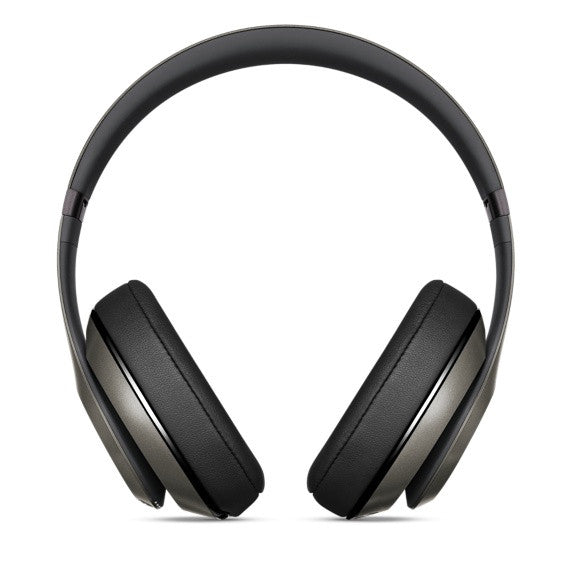 Beats by Dr. Dre Studio Noise-Cancelling Full-Size Bluetooth Headphones - Titanium