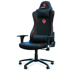 Astro Pro Racing Gaming Office Chair + 2D Arm Rest Pu Leather - Black Series