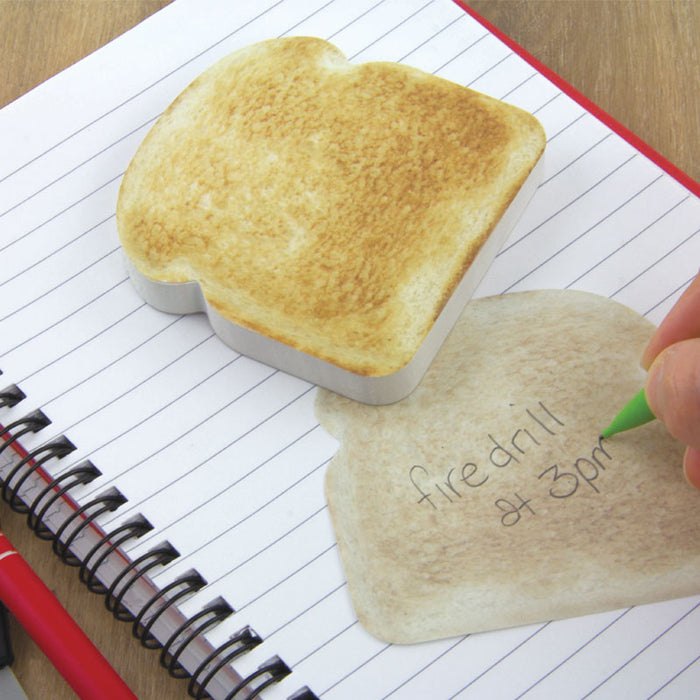 Desktop Distractions Toasty Notes - Gift