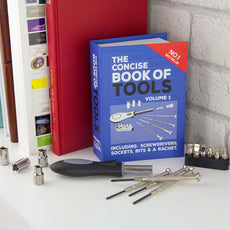 Emporium Book Of Tools - Gift