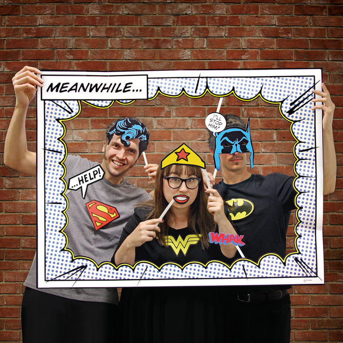 DC Comics Photobooth - Gift