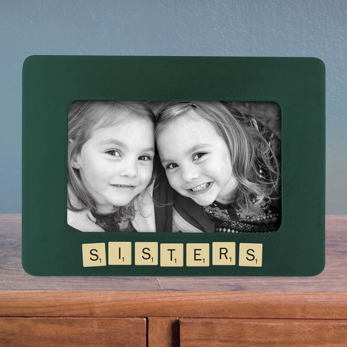 Toy Box Scrabble Photo Frame - Gift