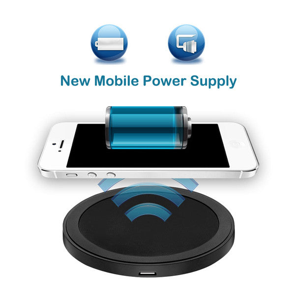 qi wireless charging iphone qi wireless charger pad kit for apple iphone 7 6s 6 plus 5 8634