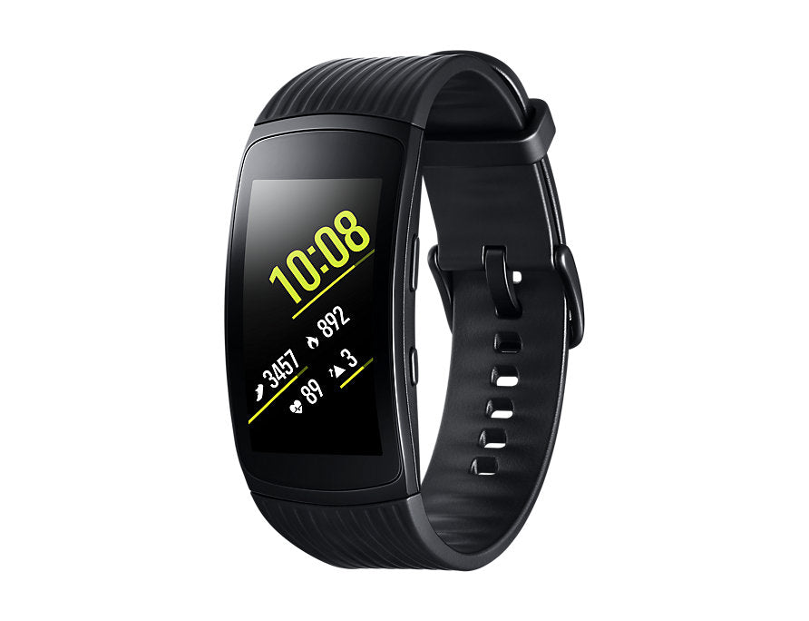 Samsung Gear Fit 2 Pro Smart Watch SM-R365 - Black - Large