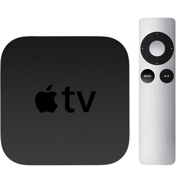 Apple TV 3rd Generation With Remote