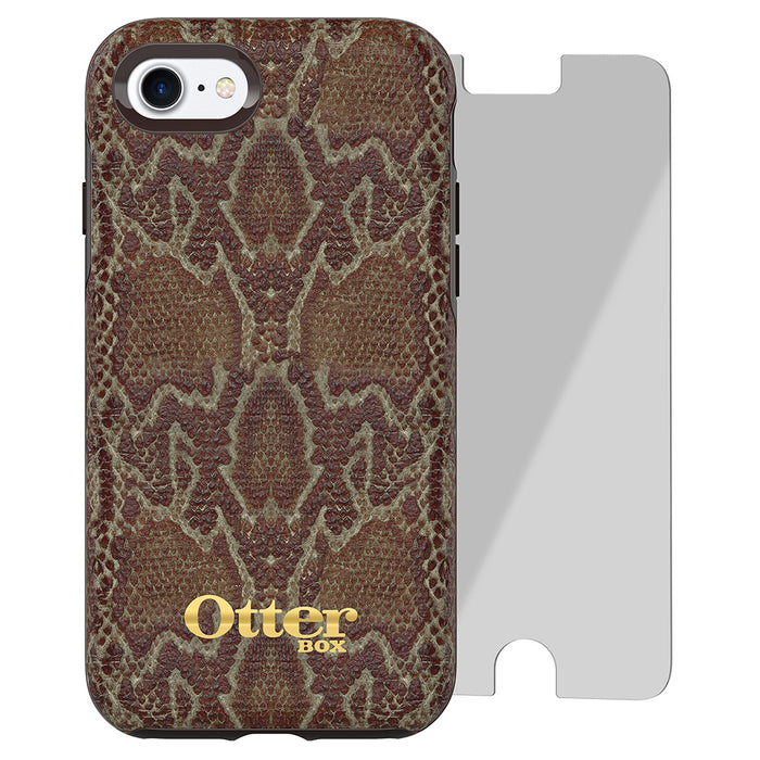 OtterBox Strada Royale Series for iPhone 7 / iPhone 8 - Wooded Serpent