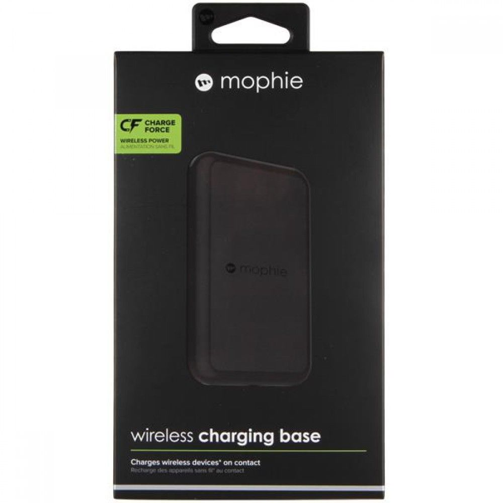 online retailer 448e2 d7769 Mophie Wireless Qi Charging Base for Apple Samsung