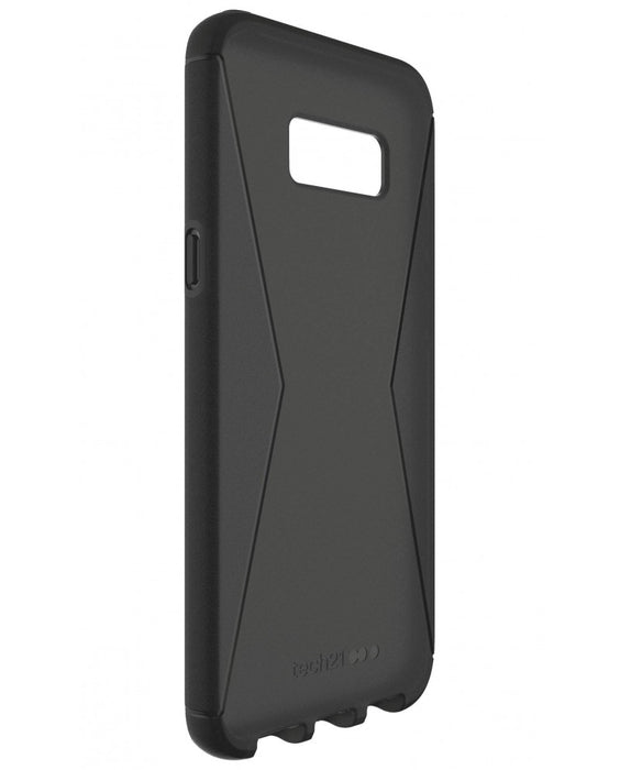 Genuine Tech21 Samsung Galaxy S8 Plus + Evo Tactical Case Cover - Black