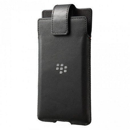outlet store 627ed 51016 Official BlackBerry Priv Leather Swivel Holster - ACC-62174-001
