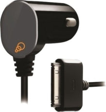 Cygnett Groove Power Auto iPhone 4 4S 3 Car Charger 1 Amp
