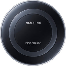 Official Samsung Galaxy Fast Wireless Charging Pad - Black
