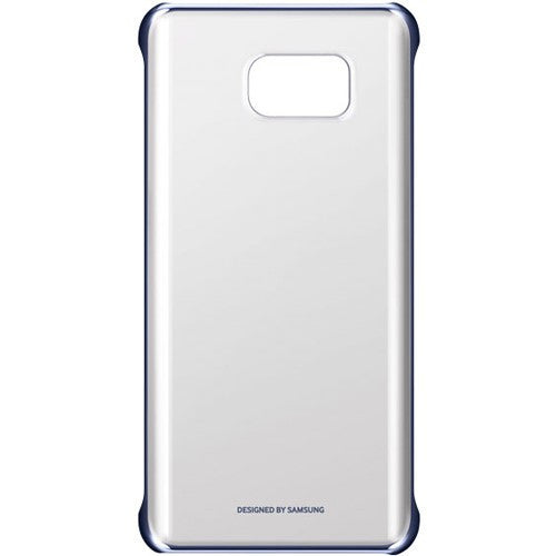 Official Samsung Galaxy Note 5 Clear Black Case Cover