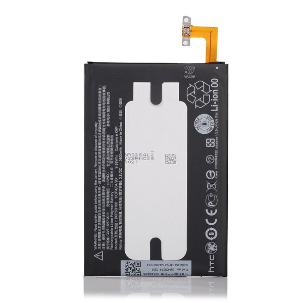 Official HTC One M8 Replacement Battery 2600mAh 3.8v