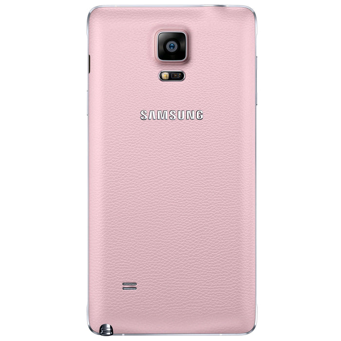 Samsung Galaxy Note 4 Battery Cover Case - Blossom Pink