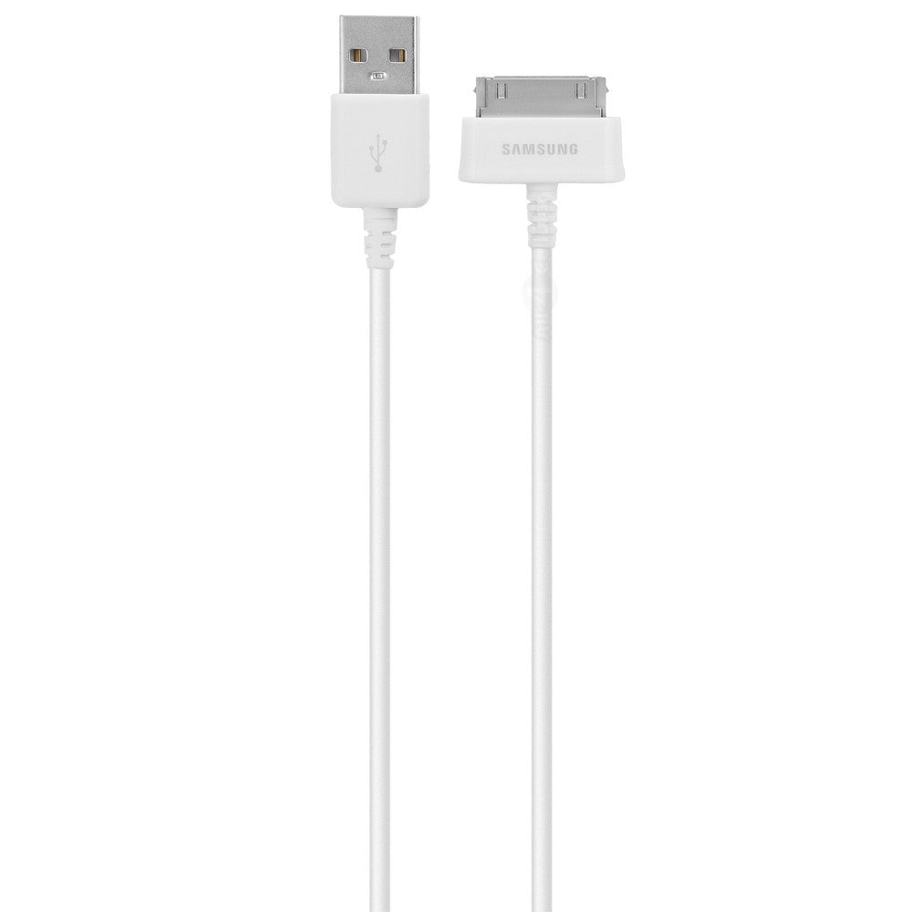 Official Samsung Galaxy Tab White Charging Sync Cable ECB-DP4AWE