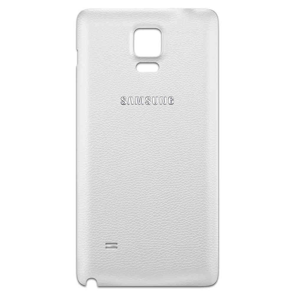 best sneakers 0aba3 744b6 Samsung Galaxy Note 4 Battery Cover Case - Frost White
