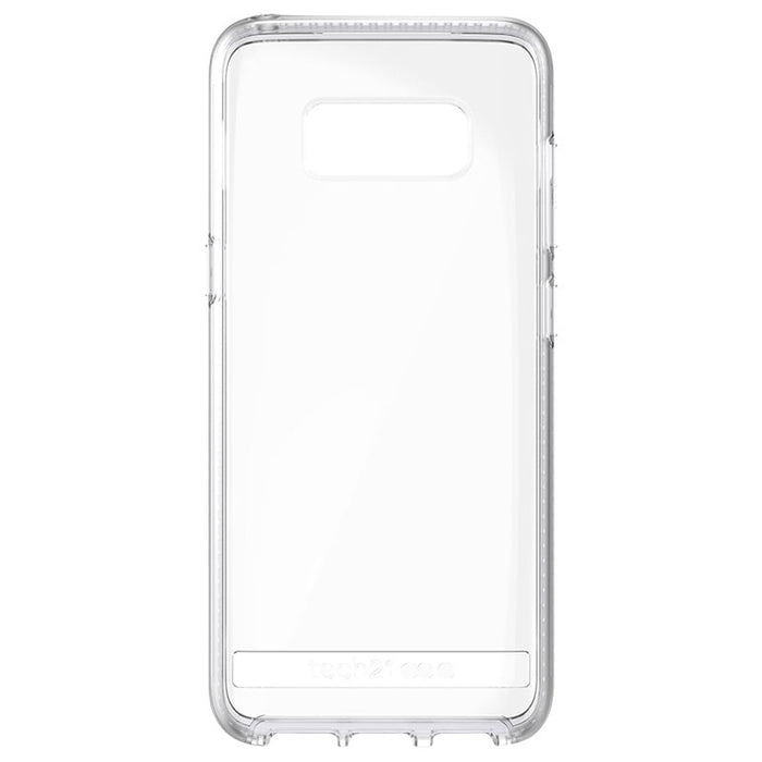Genuine Tech21 Samsung Galaxy S8 Pure Clear Case Cover - Clear