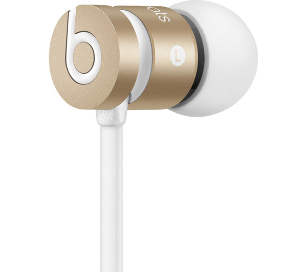 Official Beats by Dr. Dre urBeats Earphones Gold