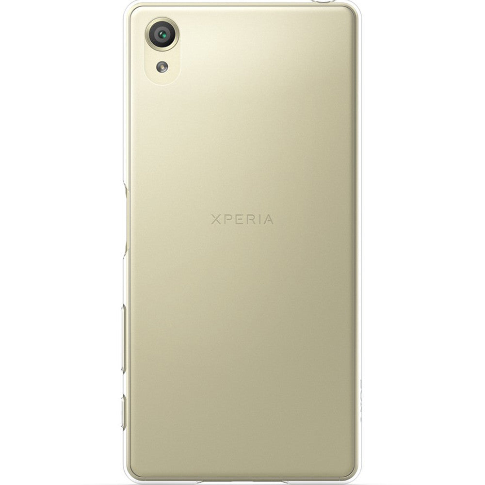 new concept 0a6c9 14c48 Official Sony Xperia X Style Cover SBC20 - Clear