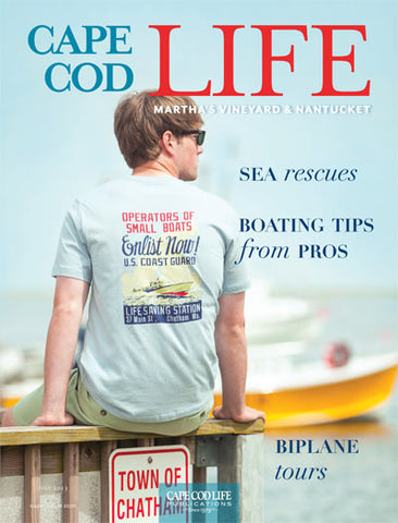 Cape Cod Life Chatham Chino Cover