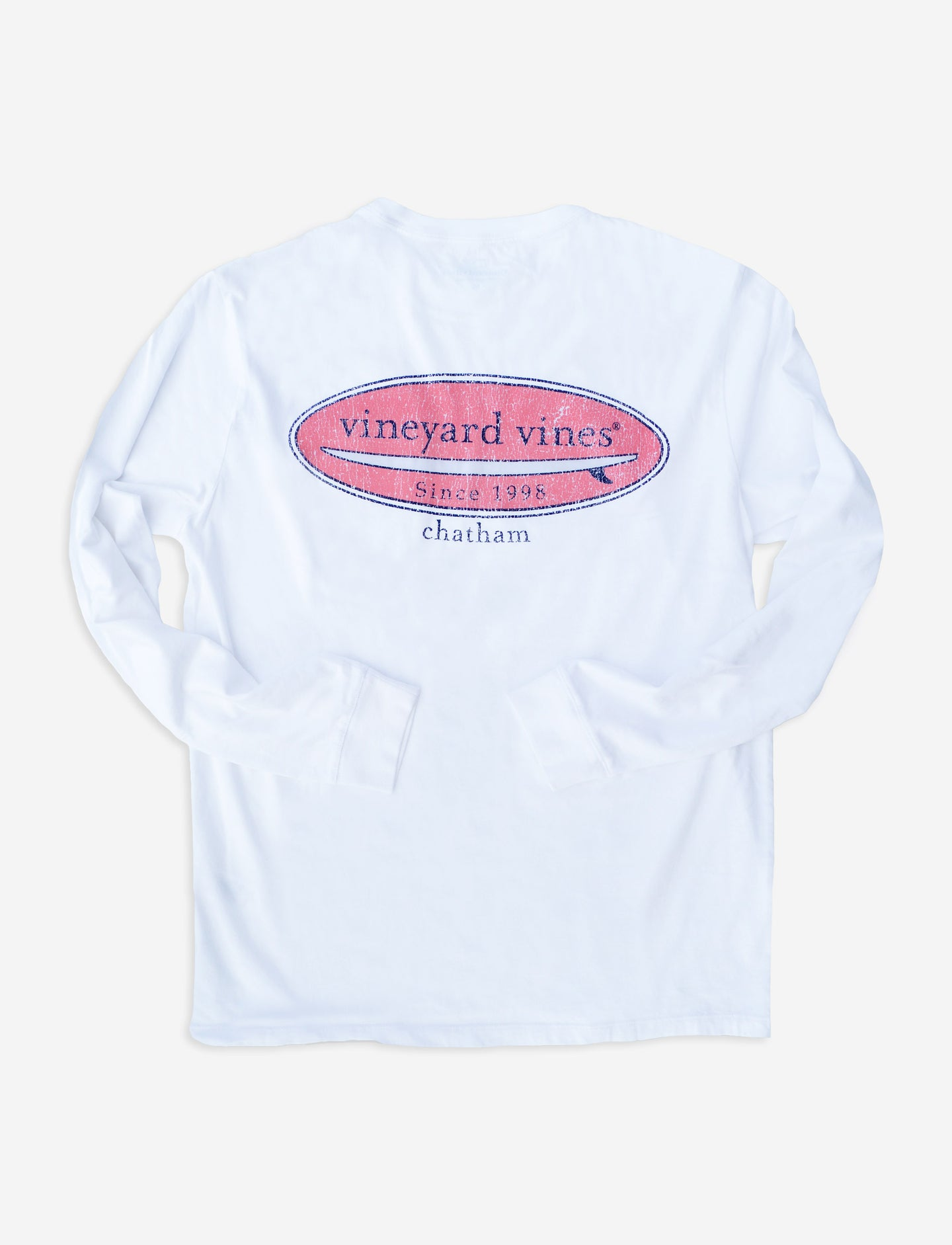 Cape Cod / Chatham Surfboard Tee