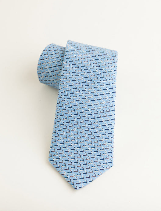 Vineyard Vines Cape Cod Tie: Royal