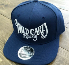 Wild Card Boxing TAG New Era Snapbacks - Black, Gray, Red, Navy