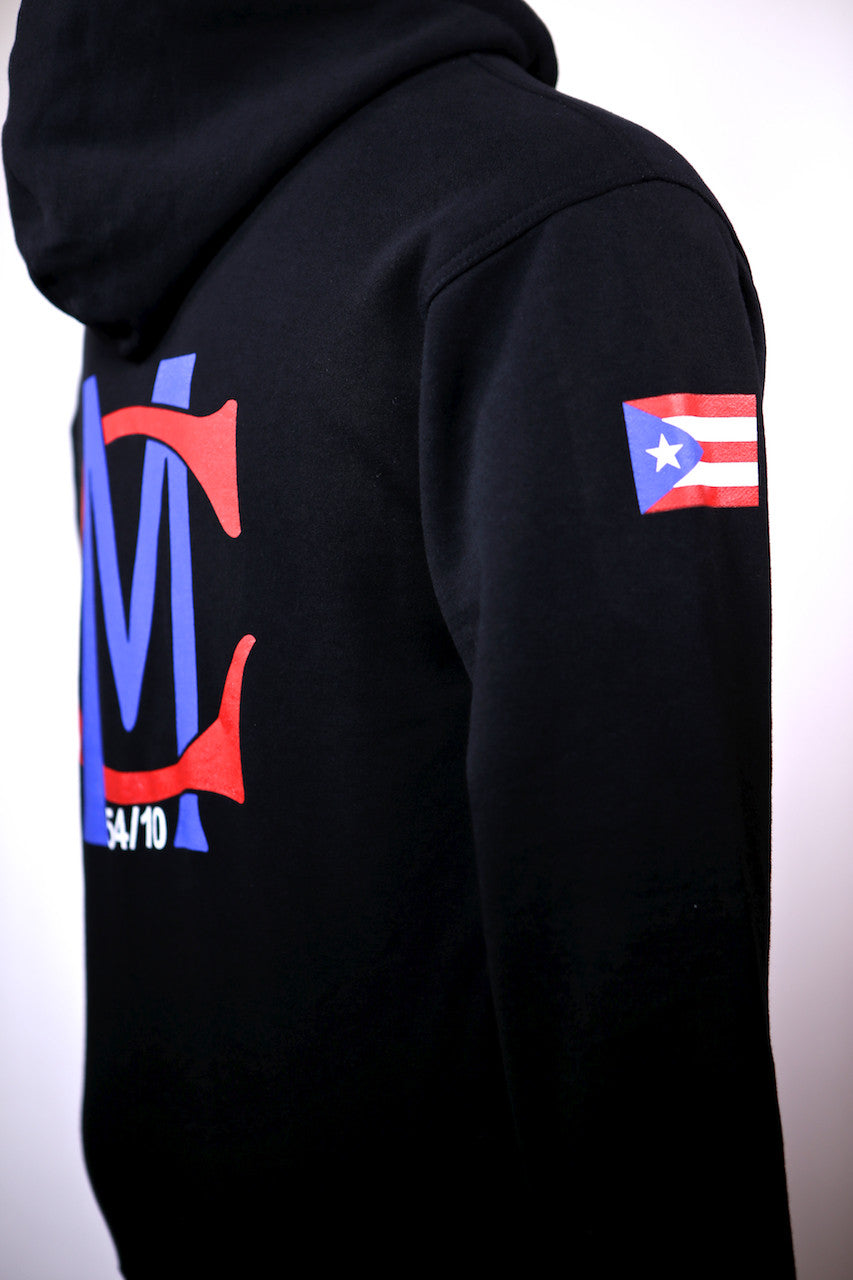 Miguel Cotto/Wild Card Boxing Team Hoodie - Black