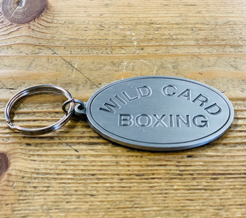 **NEW**Old School Wild Card Boxing Keychain