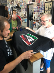 Hecho En Wild Card Boxing Club TShirt
