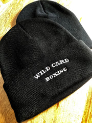 Old School Wild Card Boxing Beanie - 2 Styles