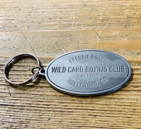 **NEW**Wild Card Boxing Club Keychain