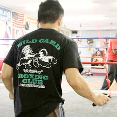 T-shirt - Wild Card Boxing