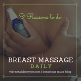 9 Reasons to do Breast Massage Daily