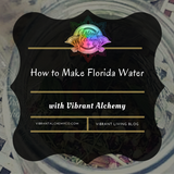 How to make Homemade Florida Water