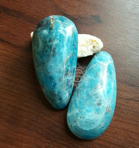 Apatite Massage Wand - Vibrant Alchemy