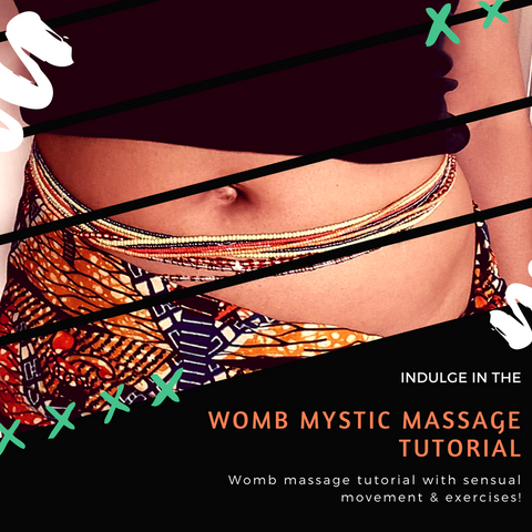 Womb Mystic Massage Tutorial