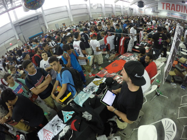 Sneaker Con NYC Exceeded Expectations