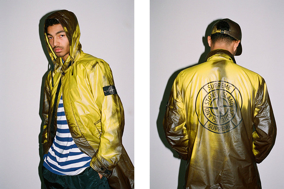 Streetwears Latest Collaborations- Including Supreme, Bape, Stone Island, and Black Scale
