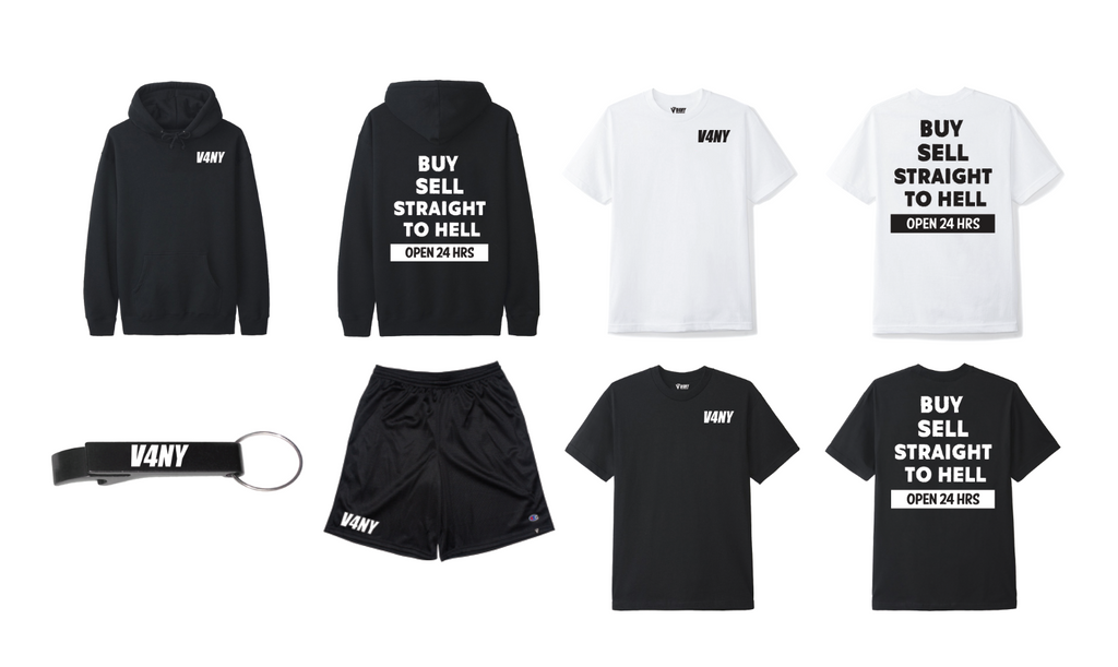 Nike & Stussy Team Up, While V4NY Gears Up for Spring Summer 2020