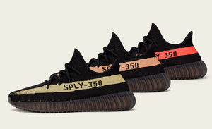 Adidas Originals YEEZY Boost 350 V2 Dropping this Week with 3 New Color Ways