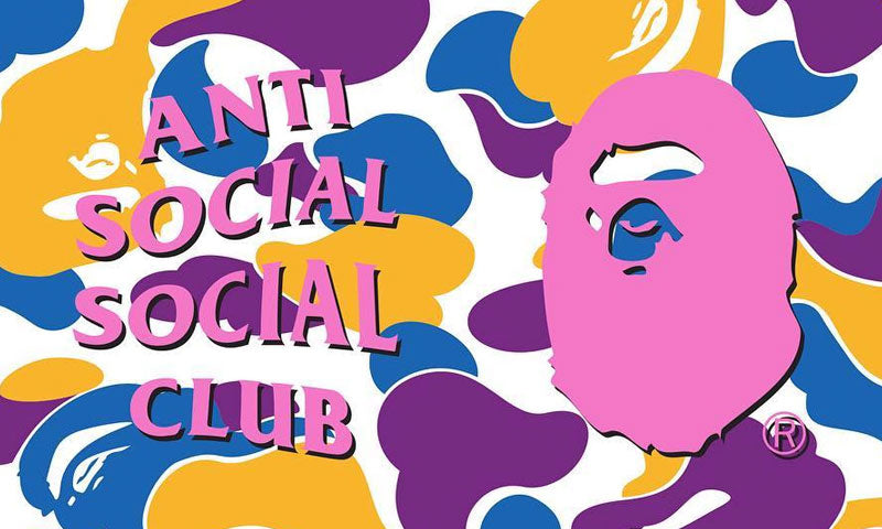 Anti Social Social Club, Bape and Billionaire Boys Club's Latest Collections
