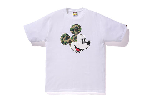 Bape X Disney Mickey Mouse Limited Edition T-Shirt